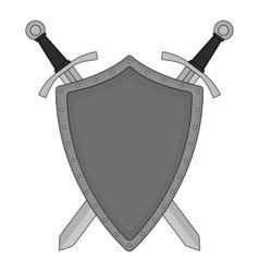 Security symbol vector image