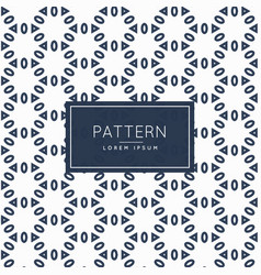 abstract shapes modern pattern background vector image