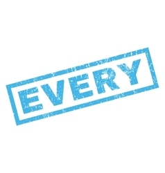 Every Rubber Stamp vector