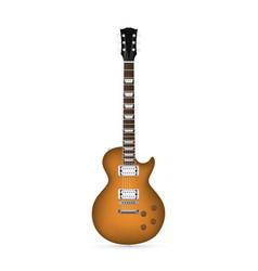 guitar 2 vector image vector image