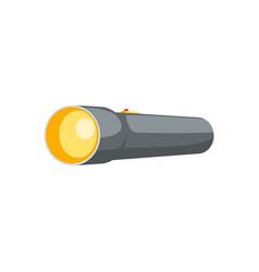 Black Flash Light vector image vector image