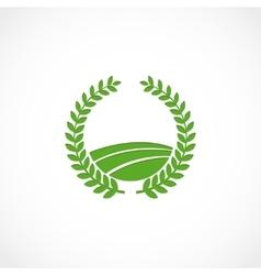 Agro symbol vector