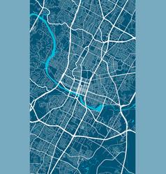 Austin map austin city map poster map austin vector
