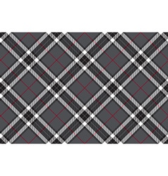 Gray fabric textire seamless pattern vector