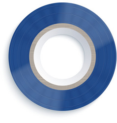 Insulating tape on white background Eps10 vector