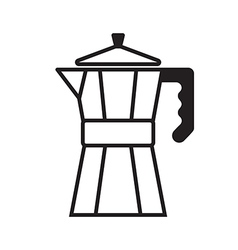 Coffee Maker vector image vector image