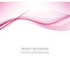 Abstract colorful transparent vector