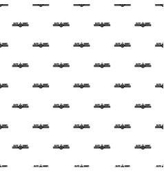 elite army pattern seamless vector image