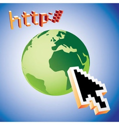 World Search Engine vector