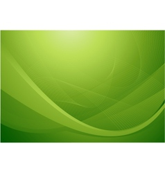 abstract background green no mesh vector image vector image
