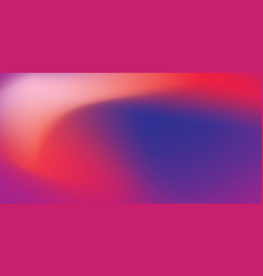 abstract gradient background blue red pink vector image