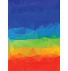 Multicolor Geometric Background9 vector