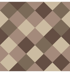 Coffee Colors Seamless Texture Abstract vector image