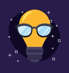 trivia night design vector image