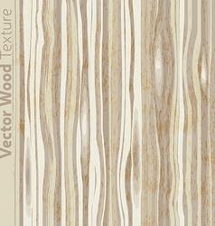 Wood grain textured background pattern vector image vector image