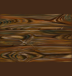 boards wood realistic vintage texture vector image