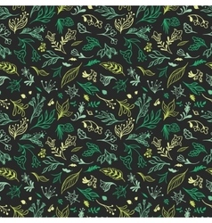 Eco Pattern vector image