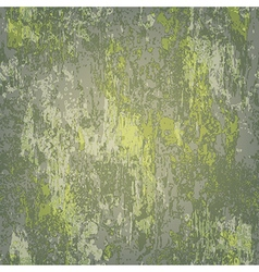 abstract seamless texture of gray green rusted vector image