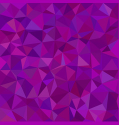 Geometric abstract triangle tiled pattern vector