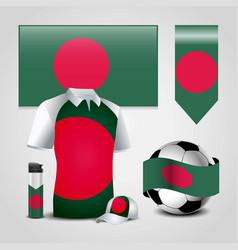 Bangladesh flag design vector