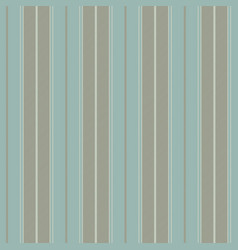 blue brown vintage striped seamless texture vector image