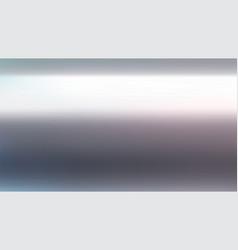 Image realistic chrome color metal texture vector