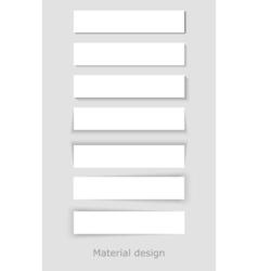 Material design vector