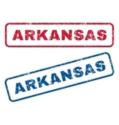 Arkansas Rubber Stamps vector