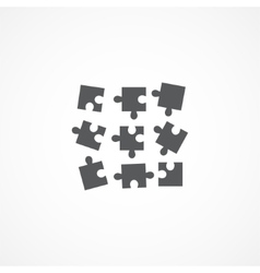 Challenge icon vector image