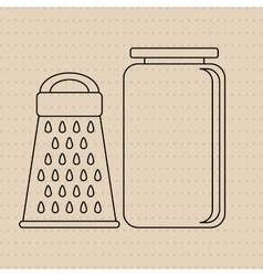 Kitchen icon design vector