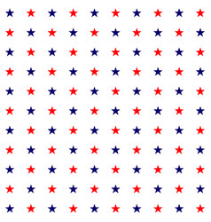 stars seamless pattern star background eps10 vector image