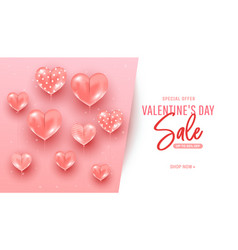 trendy minimal pink background with realistic air vector image