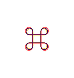 Command icon design essential icon design vector