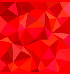 Triangle tiled pattern background - polygonal vector
