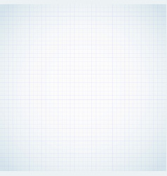 White squared paper seamless sheet texture vector