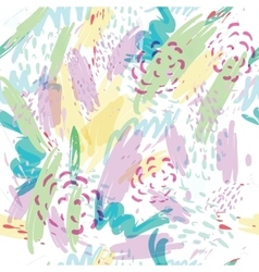 Abstract background with spots watercolor vector image