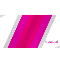 Abstract bright background template color pink vector