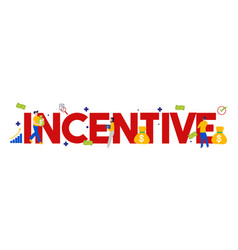 Incentive program company to employee and vector