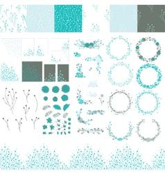Set elements for design vector