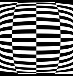 distortion effects on various patterns geometric vector image