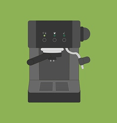 Coffee Espresso Machine vector image