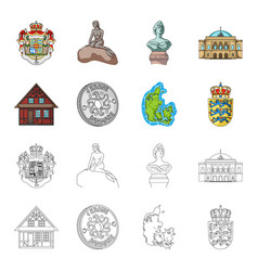 House residential style and other web icon in vector