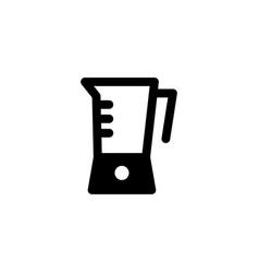 kitchen blender icon mixer vector image