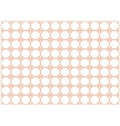 orange colored background vector image