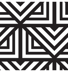Geometric seamless pattern repeating vector