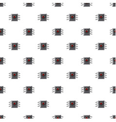 Microchip pattern vector