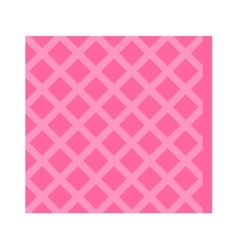 Pink cleaning rag forhouse flat vector image