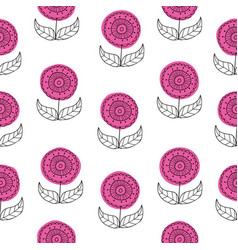 seamless patttern background set of vector image