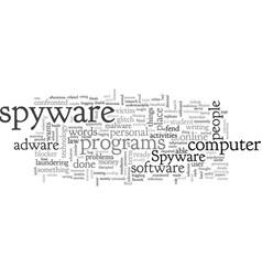 Adware and spyware blocker vector