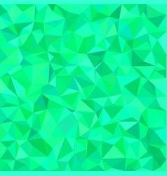 Triangle polygon mosaic background - polygonal vector